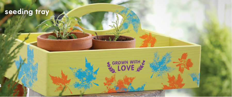 We Made It by Jennifer Garner™ Seedling Tray Kit
