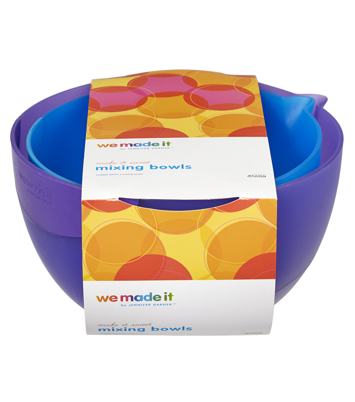 We Made It by Jennifer Garner™ Mixing Bowl Set of 2