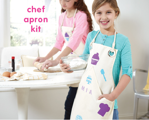 We Made It by Jennifer Garner™ Kitchen Apron Kit