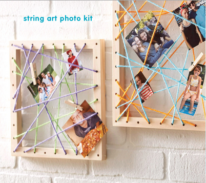 We Made It by Jennifer Garner™ String Art Photo Frames Kit